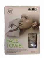 Полотенце для лица SMART Microfiber System серого цвета