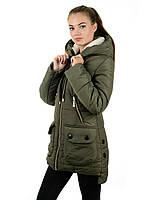 Женская зимняя куртка парка в Украине. Сравнить цены b748e087d3777