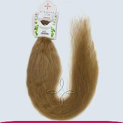 Натуральные Волнистые Волосы Славянские на Капсулах 80 см 123 грамма, Русый №08