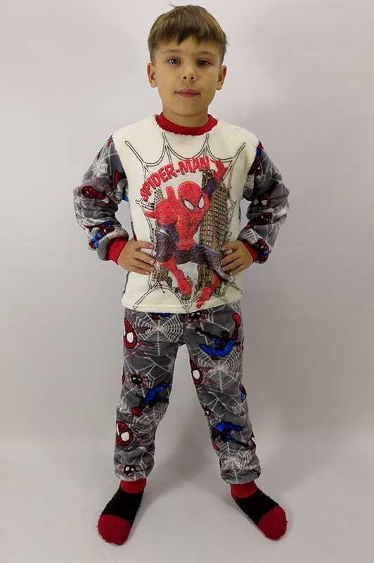 dbec642e7508 Детская пижама теплая