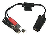 Переходник клеммы-прикуриватель КА-У12102 с предохранителем