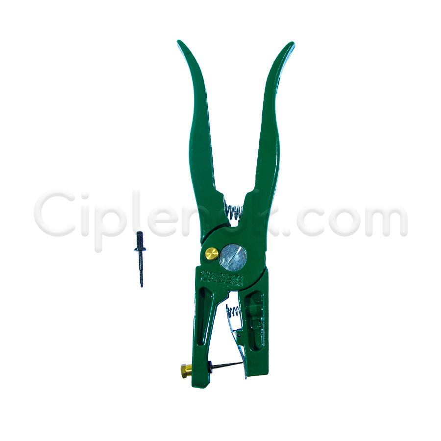 Биркователь (аппликатор) для ушных бирок (модель-1)