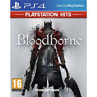 Игра Bloodborne: Порождение крови для Sony PS 4 (русская версия)