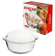 Кастрюля для запекания Borcam 1л 59033