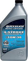 Масло Quicksilver 10W30 для 4-х тактных лодочных моторов