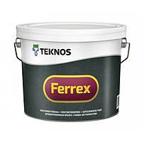 Teknos Ferrex Grey 10л