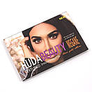Палетка теней для век Huda Beauty Megane (Rose gold edition), фото 5