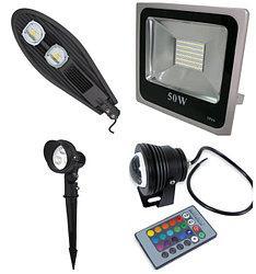 Светильники для улицы светодиодные фото