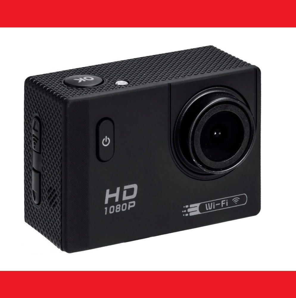 Action Camera F71 WiFi широкий угол обзора