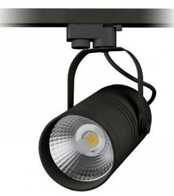 Трековая система освещения фото