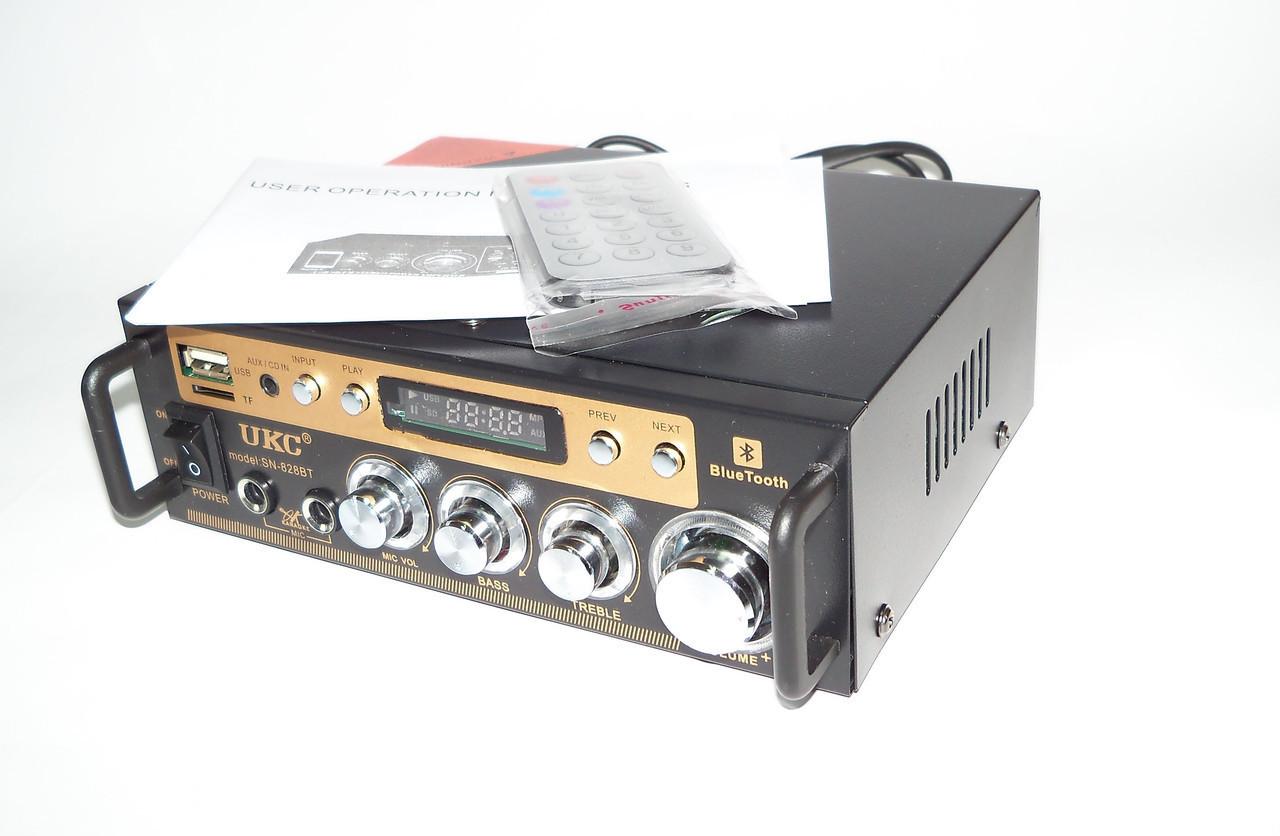 Усилитель Mega Sound SN-828BT