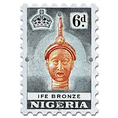 Картина на Стекле Марка Glozis Nigeria F-008, КОД: 184110