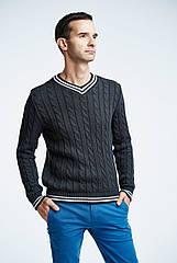 Пуловер SVTR 52 Антрацит 198, КОД: 275146