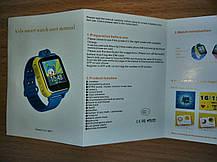 Часы Smart Baby Watch Q200 Black Гарантия 1 месяц, фото 3