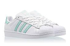 low priced aba03 90f26 Женские кроссовки Adidas Superstar W White CG5461, оригинал