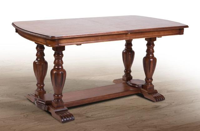 Стол обеденный Палермо цвет орех