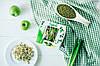 МУНГ МАШ Микрозелень, семена бобы мунга маша органического для употребления в пищу и для проращивания 200 г
