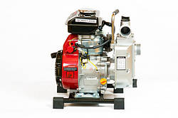 Мотопомпа бензиновая Weima WMQGZ40-20 (WM152F) патрубок 40мм, 27куб/час