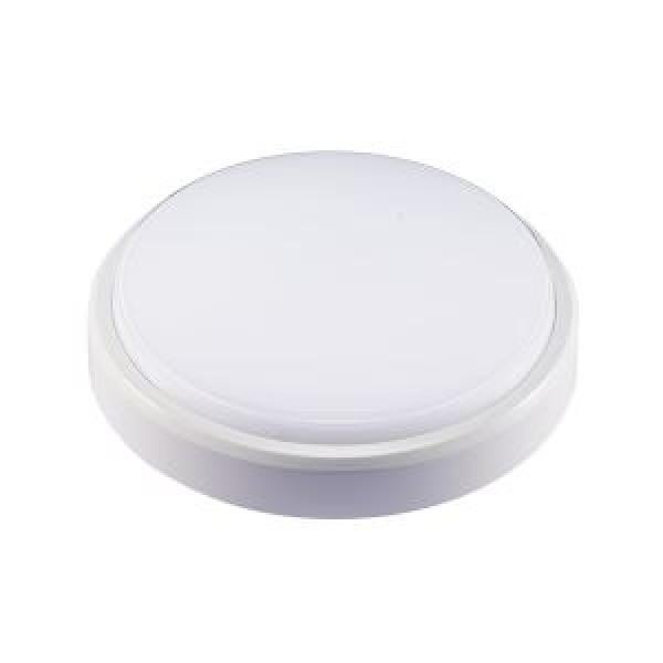 Светодиодный светильник 8 Вт, круг, с датчиком движения