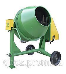 Бетономешалка профессиональная АДЕС 320 литров 380 В.