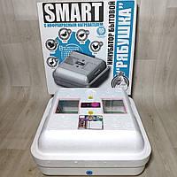 Инкубатор рябушка Smart ИБ-70 (70 ЯИЦ,аналоговый терморегулятор, ручной переворот)