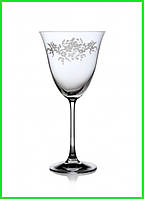 Набор бокалов для вина Bohemia Flora 350 мл (6 шт)