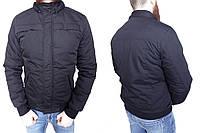 Мужская демисезонная куртка FSBN  р-р S (сток, б/у) Оригинал original чёрная