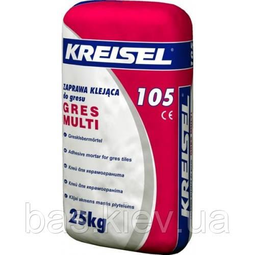 Kreisel 105 клей для керамогранита, 25кг