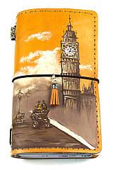 Блокнот ручной работы Лондон S076L, КОД: 225877