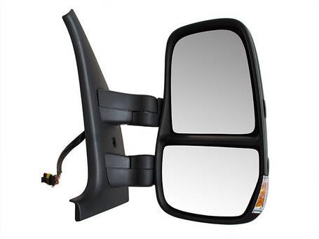 Зеркало в сборе электро P Iveco Daily 06-14, фото 2
