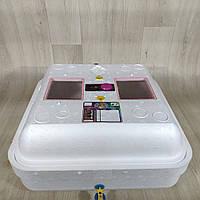 Инкубатор Рябушка на 70 яиц Smart plus с ручным переворотом и аналоговым терморегулятором, фото 1