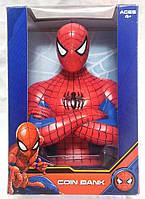 Копилках-Бюст 3D Spider Man Человек Паук 15 см BL19/12/1