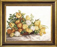 Нерелігійна тематика (квіти, пейзажі, натюрморти, люди, тощо)