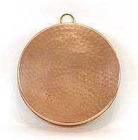 Медная форма для выпечки, медь, Швеция, винтажная, 22,5 см, фото 1