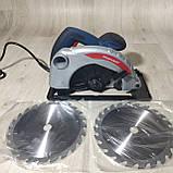 Пила дисковая Беларусмаш БПЦ-2150 Два диска, фото 6