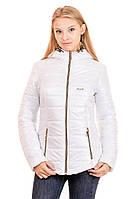 Женская демисезонная куртка IRVIC 46 Белый IrC-2016А-46, КОД: 258952