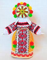 Кукла-мотанка КЛЮЙ Берегиня Олена 25 см Разноцветная K0031OL, КОД: 182778