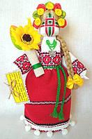 Кукла-мотанка КЛЮЙ Берегиня Солоха 25 см Разноцветная K0034SO, КОД: 182786