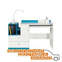Моби Стол письменный BIU/130 Gerbor
