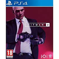 Игра Hitman 2 для Sony PS 4 (русские субтитры)