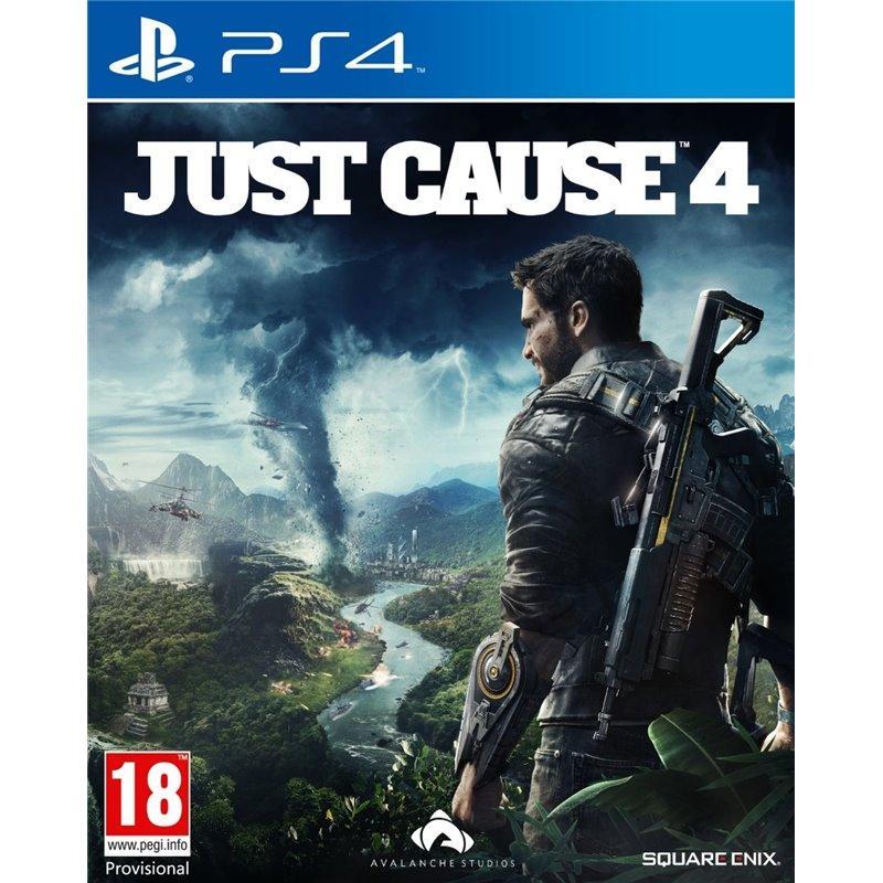 Игра Just Cause 4 для Sony PS 4 (русские субтитры)