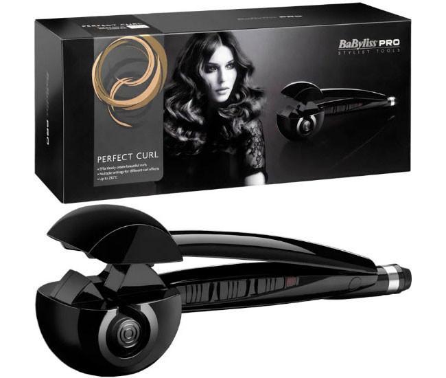 Автоматична плойка стайлер для завивки волосся з 3мя температурними режимами Perfect Curl HT-568 CG24 PR4