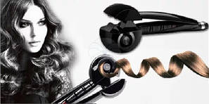 Автоматична плойка стайлер для завивки волосся з 3мя температурними режимами Perfect Curl HT-568 CG24 PR4, фото 2