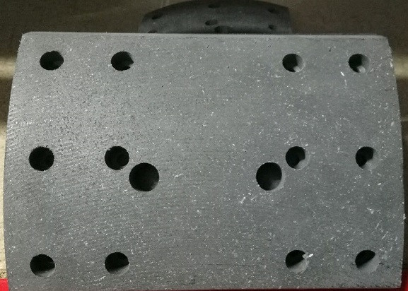 Накладка гальмівна FAW 3252 (ФАВ 3252)