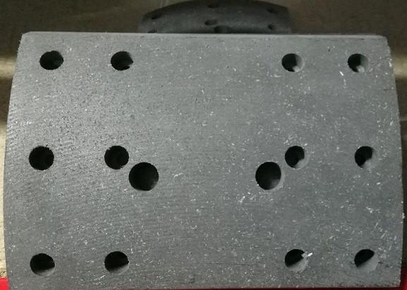 Накладка тормозная FAW 3252 (ФАВ 3252)