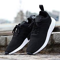 the latest 19c48 73918 Мужские кроссовки Adidas NMD R2 Black CQ2402, оригинал