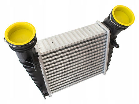 Радиатор интеркулера INTERCOOLER VW Passat B5 FL 1,9 TDi AVF AVB AWX, фото 2