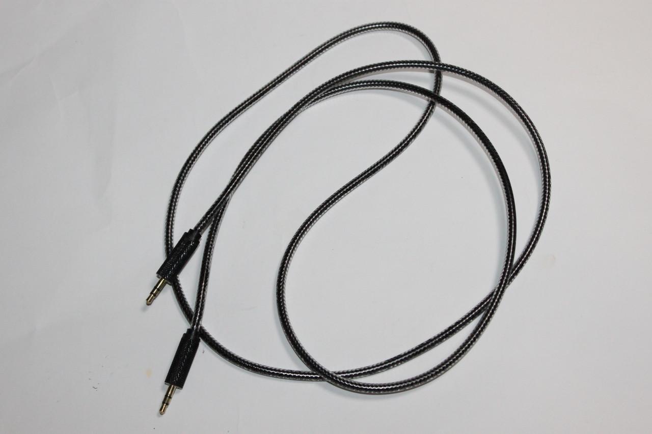 Аудио кабель AUX Silicon kristal