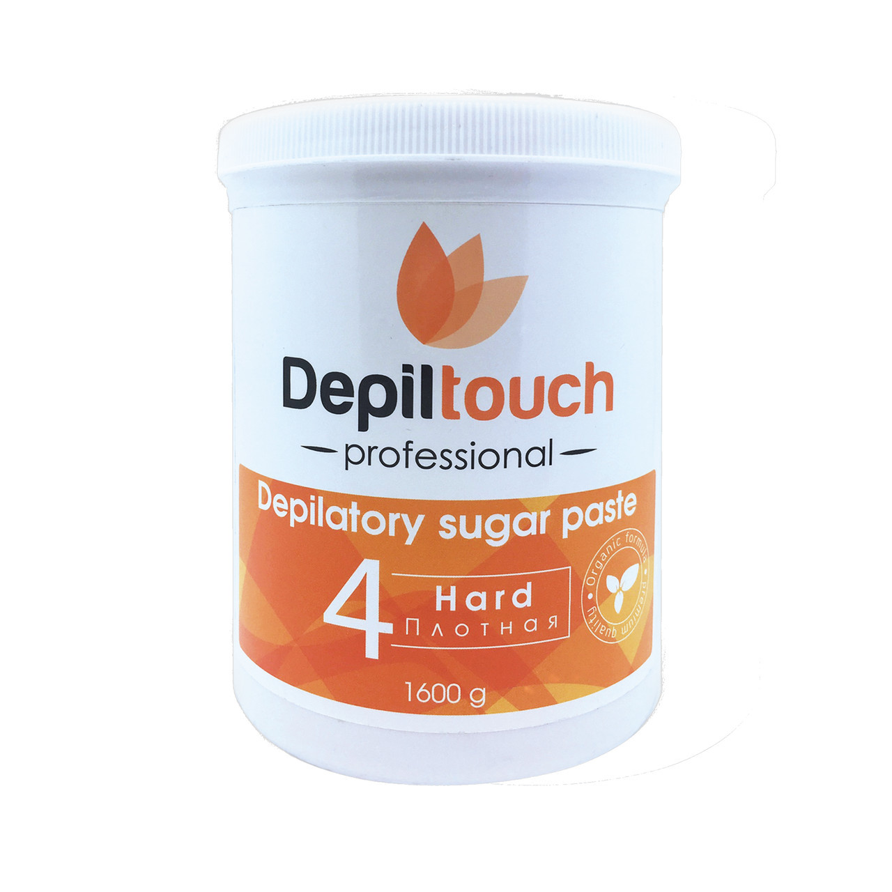 Сахарная паста для депиляции плотная Depiltouch Professional 1600g