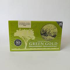 Чай травяной пакетированный Enerwood Green Gold омолаживающий 30 x 3 г 1111, КОД: 165145